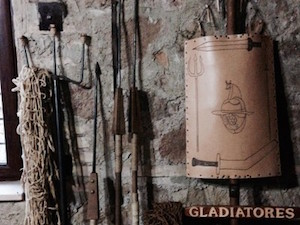 Gladiator for a day
