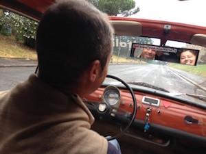 Fiat 500 Vintage Drive
